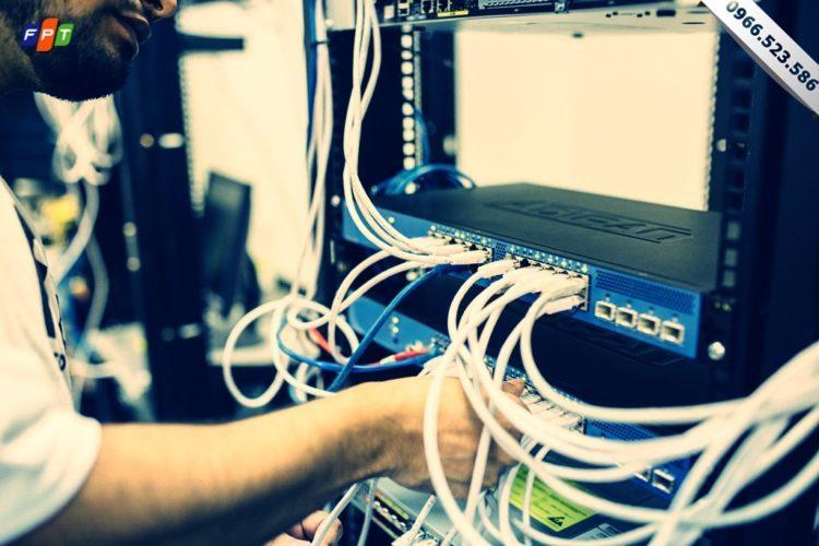 Lắp mạng FPT cho công ty