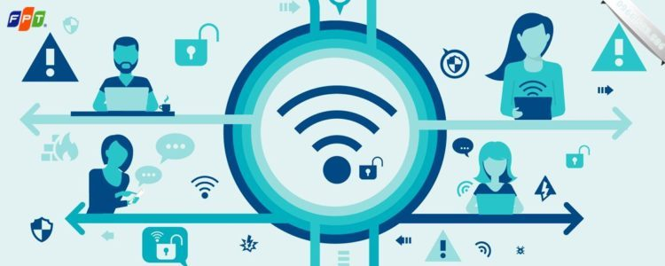 Lắp cáp quang wifi FPT