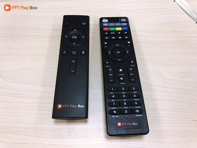 Remote FPT Play Box
