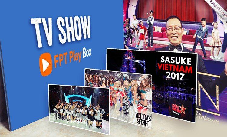 Ứng dụng TV Show