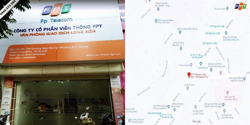 FPT quận Long Biên