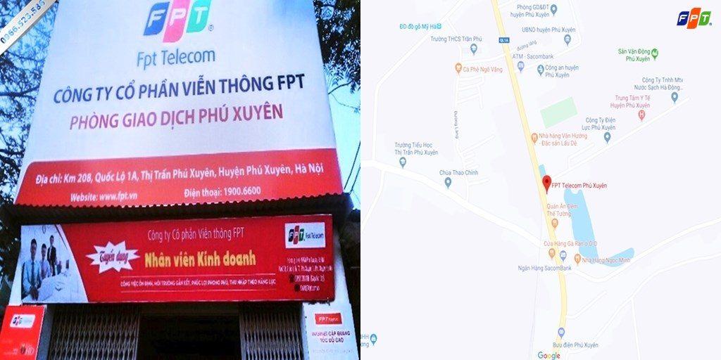 FPT huyện Phú Xuyên