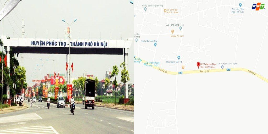 FPT Huyện Phúc Thọ