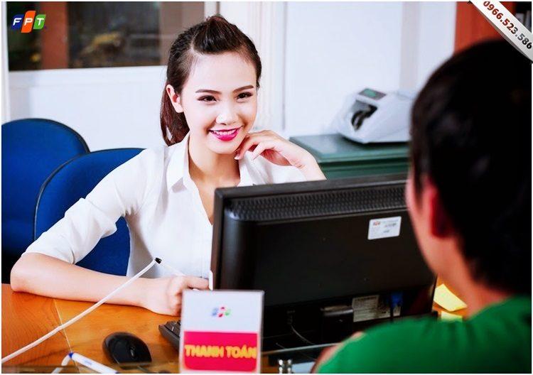 Chăm sóc khách hàng FPT Internet