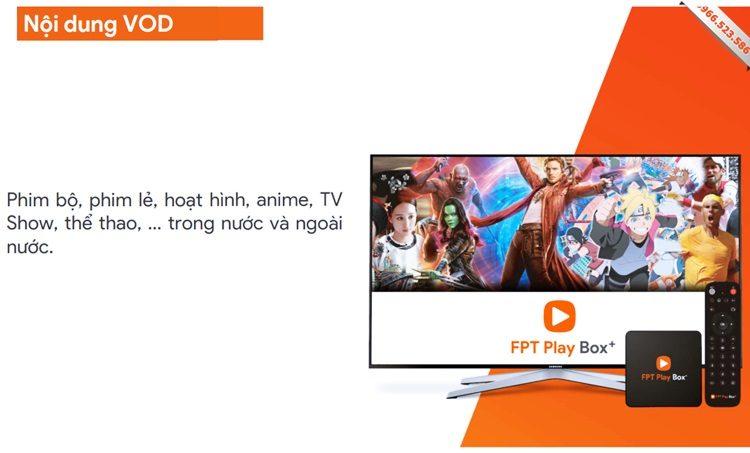 Kho phim FPT Play Box