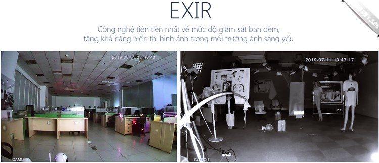 Công nghệ exir FPT Camera