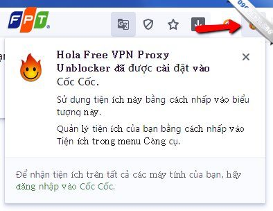 Fake IP Hola