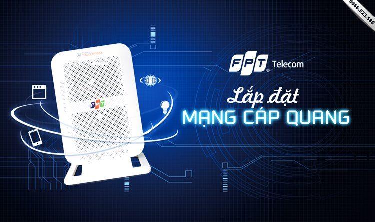Mạng cáp quang FPT Hưng Yên