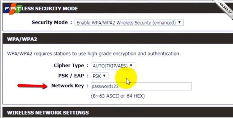 Cách đổi mật khẩu modem Dlink