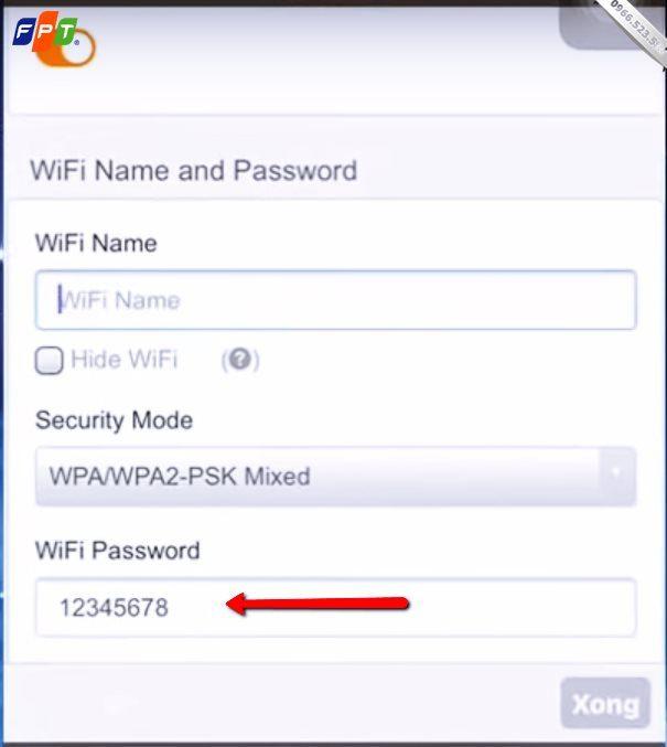 Cách đổi pass modem wifi tenda