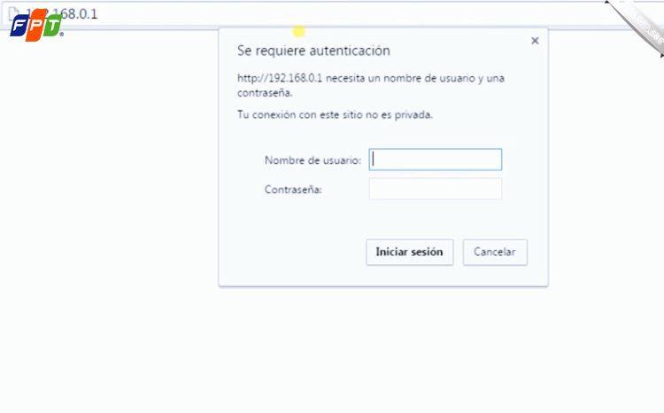 Đổi mật khẩu wifi linksys