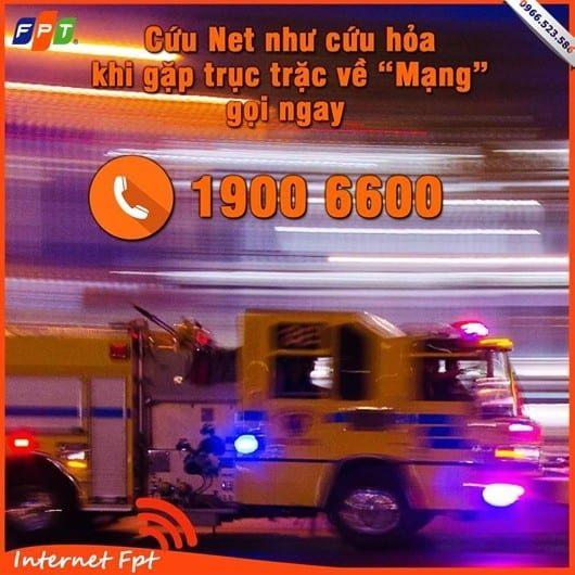 Số điện thoại FPT